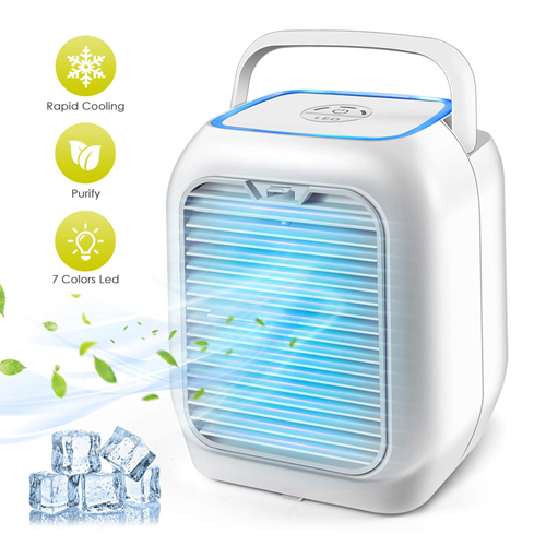 Zen Portable Air Cooler Review Scam Or Does It Really