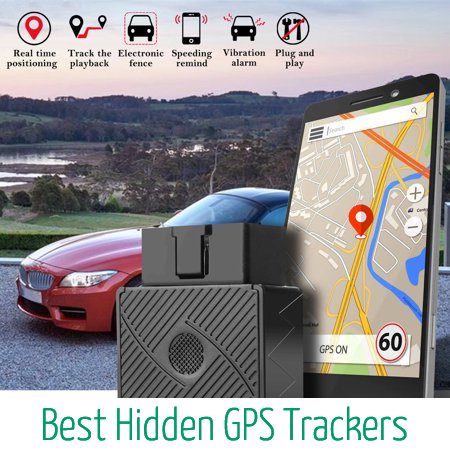 5 Best Hidden & Free GPS Trackers For Car (Review & Buying