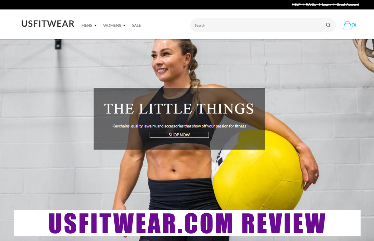 Usfitwear.com Reviews | Best Store For Fitness Needs or Scam?