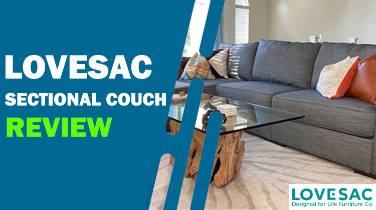 Lovesac Sectional Reviews (Best Modular Couches) or Worthless?