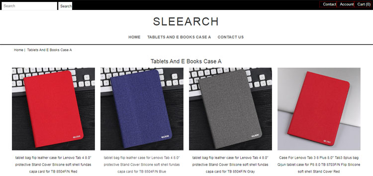 Sleearch Reviews - Best Smart Mobile Cases & Covers or a Scam?